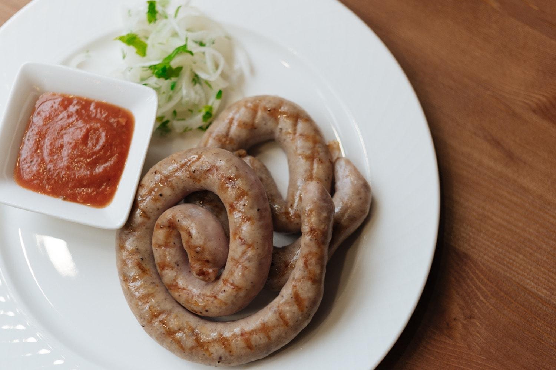 Меню ресторанов на ул. Баумана в Казани