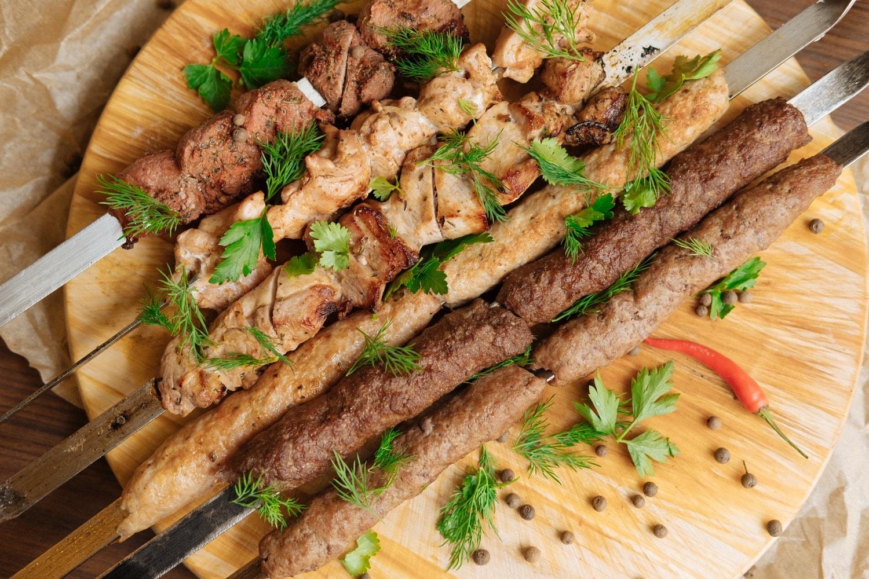 Ужин на ул. Баумана в Казани недорого